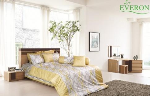 Trang trí phòng ngủ cho mùa đông