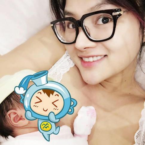 Vũ Thu Phương đã sinh con thứ hai