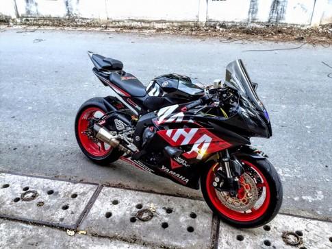 Yamaha R6 độ siêu chất và đầy phong cách của biker Việt