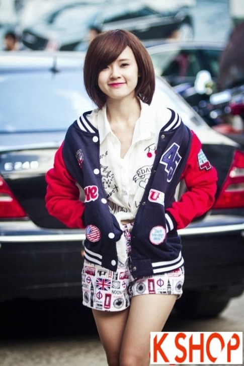 10 Tóc ngắn đẹp 2016 của Midu xinh xắn dễ thương xuống phố