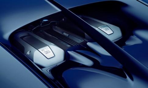 11 bí mật không tưởng của Bugatti Chiron