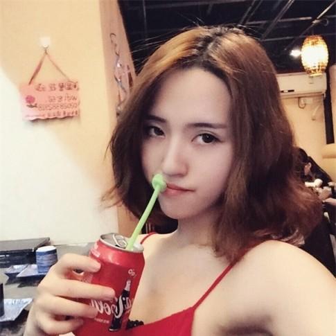 15 kiểu tóc mái dài rẽ ngôi giữa đẹp như hot girl Việt 2016