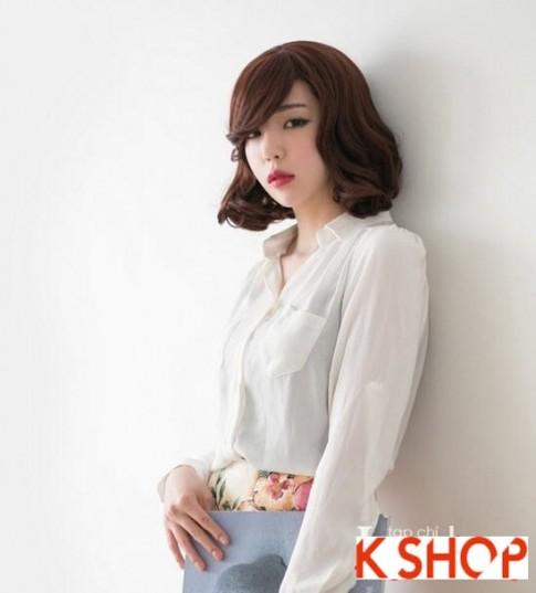 15 Tóc ngắn Hàn Quốc đẹp 2016 cho bạn gái trẻ trung cá tính xuống phố