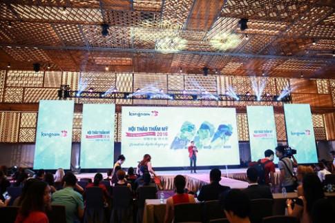 2000 người 'chen chân' dự hội thảo giới thiệu quy trình thẩm mỹ chuẩn Hàn.