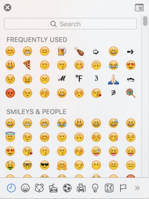 3 cách gõ emoji trên máy tính Apple Macbook