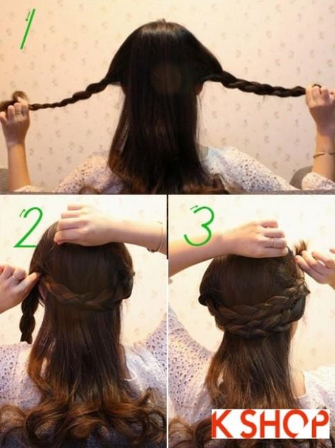 3 Cách tết tóc đẹp đơn giản dễ làm cho cô nàng dạo phố cuối tuần