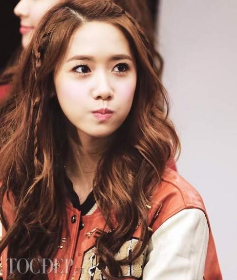 3 kiểu tóc mái 2016 phù hợp bạn gái khuôn mặt dài đẹp sao Hàn Quốc