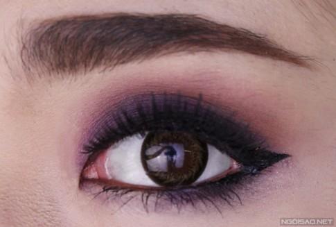 3 Kiểu trang điểm mắt đẹp cá tính cho bạn gái cuốn hút