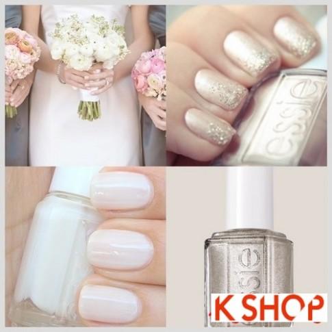 4 Mẫu nail móng tay đẹp 2016 cho cô dâu lộng lẫy trong ngày cưới