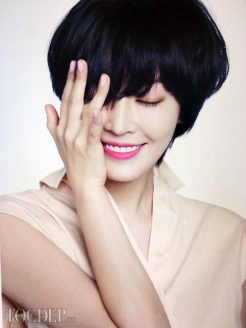 4 màu tóc nhuộm đẹp hot 2016 của sao Hàn Quốc tôn nét tinh tế