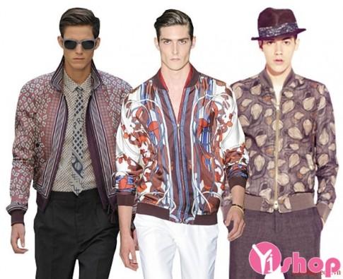 5 kiểu áo khoác nam đẹp cho chàng tự tin dạo phố đông 2016 – 2017