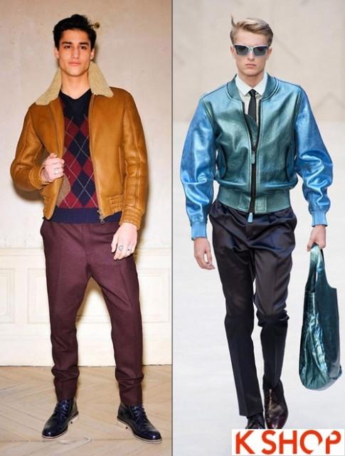 5 kiểu áo khoác nam đẹp thiết kế cổ điển đông 2016 – 2017 ấm áp cho chàng