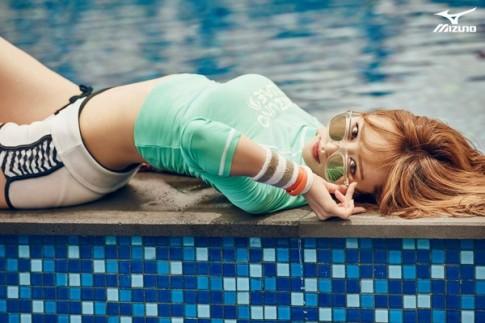 5 kiểu chống bết dầu triệt để cho tóc mái vào mùa hè 2016 bạn nên biết
