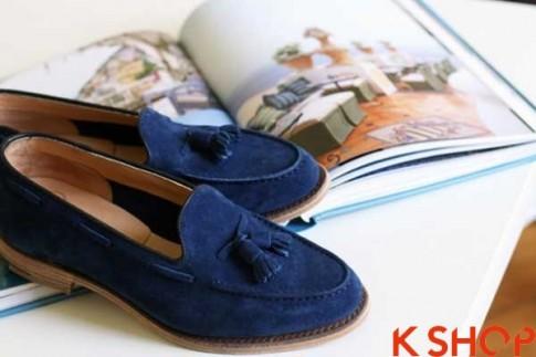 5 Kiểu giày nam đẹp phong cách Hàn Quốc hè 2016 tiện dụng đẳng cấp