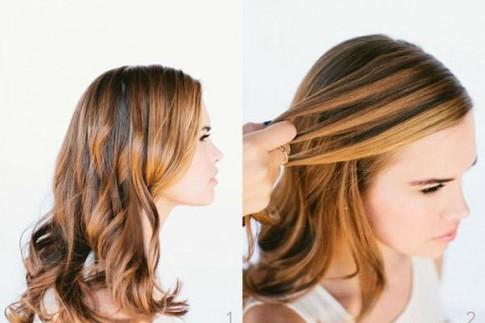 5 kiểu tóc tết đẹp xuân hè 2016 tôn nét dịu dàng cho mọi bạn gái