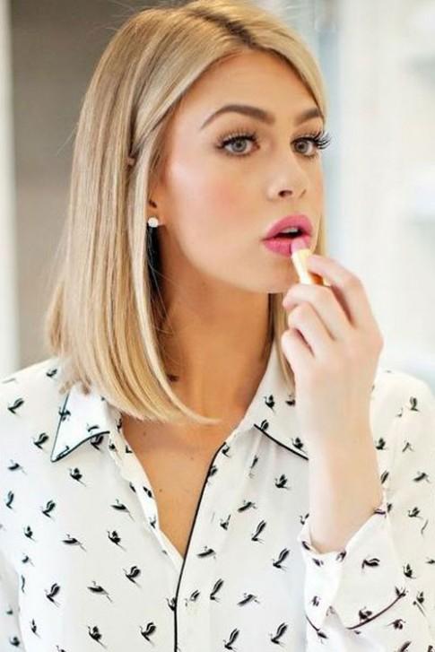 5 mẫu tóc ngắn ngang vai đẹp cho bạn nữ duyên dáng 2016