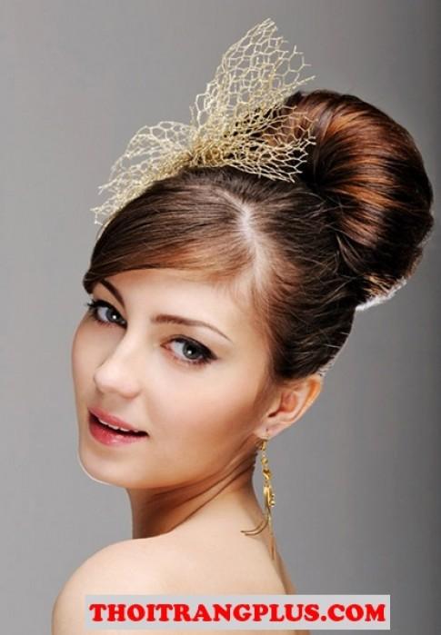 5 Tóc cô dâu đẹp 2016 cho bạn gái xinh xắn lộng lẫy cuốn hút