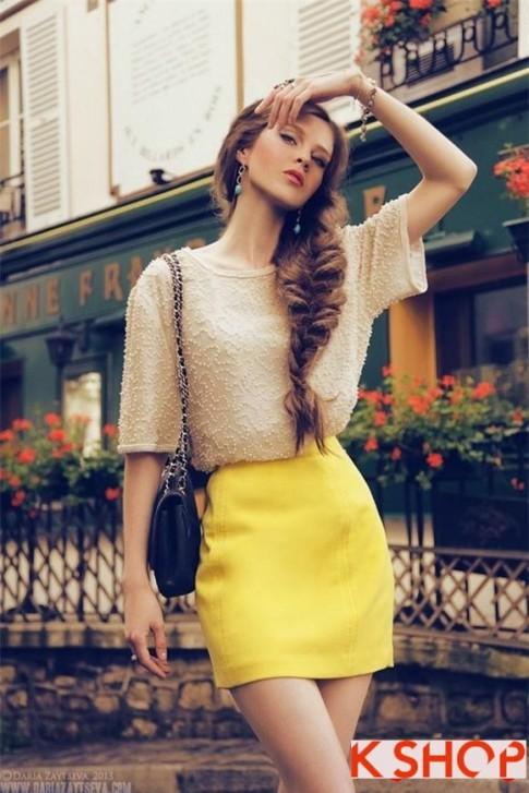 6 kiểu tóc tết 2016 đẹp đơn giản dễ làm cho cô nàng đầy quyến rũ