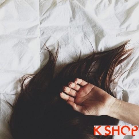 7 bí kíp giữ nếp cho mái tóc đẹp khi ngủ dậy rất đơn giản cho bạn gái