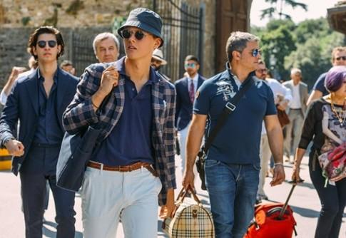 Áo vest nam đẹp sành điệu cho các quý ông dạo phố thời trang hè 2016