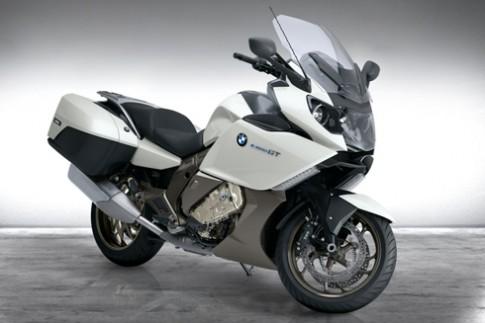 Bản độ BMW K1600 GT mang phong cách đường phố