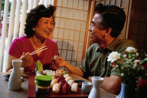 Bí quyết phòng ở giúp cha mẹ khỏe mạnh, sống lâu