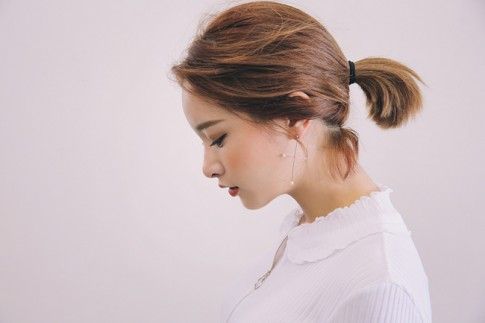 Biến tấu 4 kiểu tóc ngắn đẹp cho bạn gái sang chảnh trong ngày hè 2016 – 2017