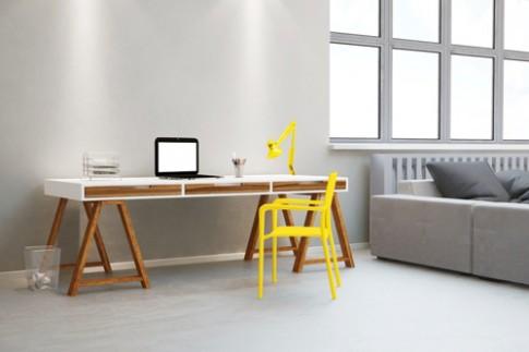 Cách bố trí không gian làm việc tại nhà