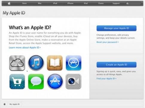 Cách cài đặt chứng thực 2 bước cho Apple ID