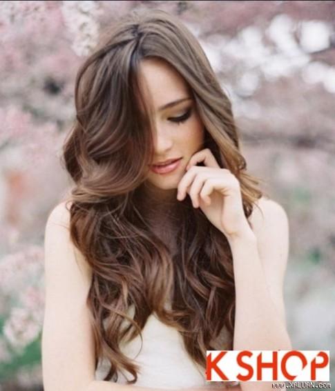 Cách làm kiểu tóc xoăn bồng đẹp tự nhiên đơn giản thời trang 2016