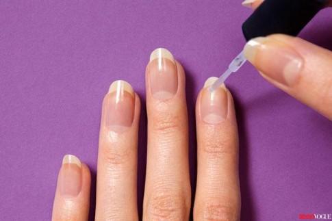 Cách làm móng tay nail họa tiết môi xinh đẹp ngọt ngào cuốn hút 2016