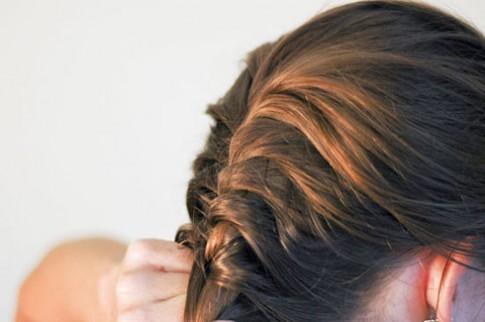 Cách tết 4 kiểu tóc đẹp 2016 trong 5 phút cho các bạn gái tóc dài