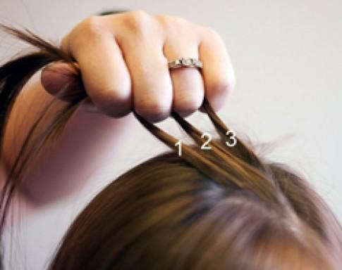 Cách tết tóc búi đẹp đơn giản tại nhà cho bạn gái 2016