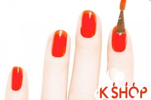 Cách vẽ móng tay nail kẻ đẹp màu sắc 2016 dễ thực hiện tại nhà cho bạn gái