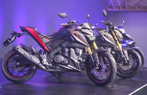Cận cảnh Yamaha TFX 150 vừa được ra mắt