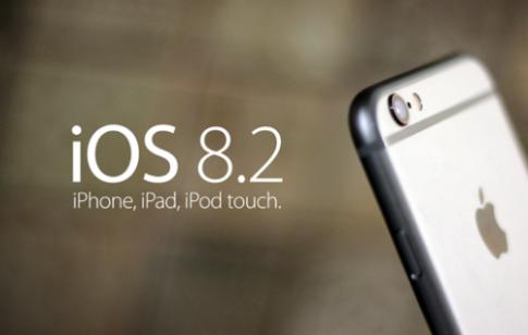 Cập nhật ngay iOS 8.2 cho iPhone, iPad và iPod touch