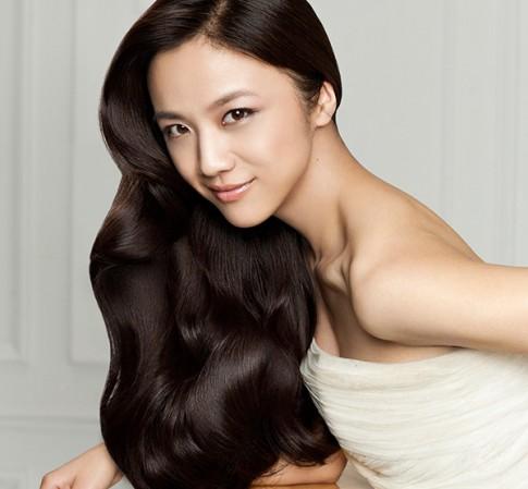 Chăm sóc và phục hồi tóc hư tổn trở nên óng mượt bằng bồ kết