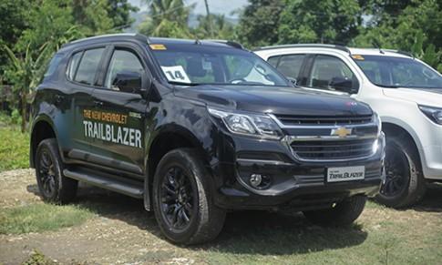 Chevrolet Trailblazer sắp ra mắt tại Việt Nam