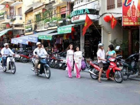 """""""Chỉ tên"""" khu vực có giá đất cao nhất Việt Nam"""