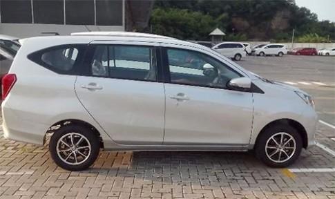Chi tiết Toyota Calya