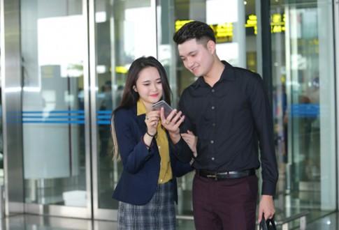 Chiêu thu hút khách hàng Chuyển vùng Quốc tế của Mobifone.