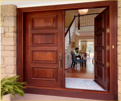 Chọn cửa phù hợp cho không gian sống