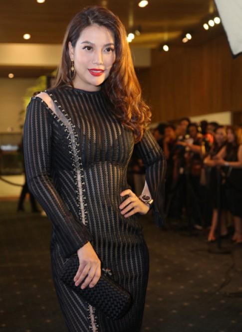 Dàn sao dự show thời trang Chung Thanh Phong