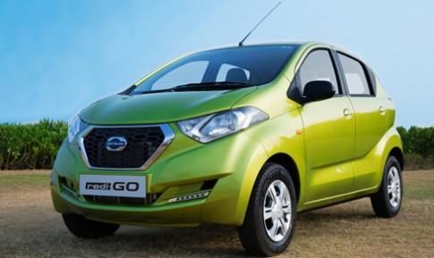 Datsun redi-GO – ôtô giá rẻ gây 'sốt' tại Ấn Độ