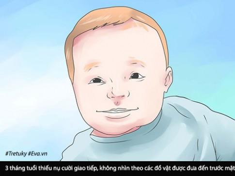 Dấu hiệu trẻ sơ sinh mắc tự kỷ mẹ cần cứu ngay kẻo muộn