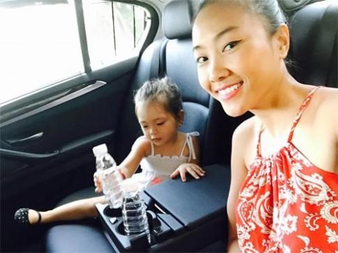 Đoan Trang hạnh phúc vì sự chu đáo của chồng Tây