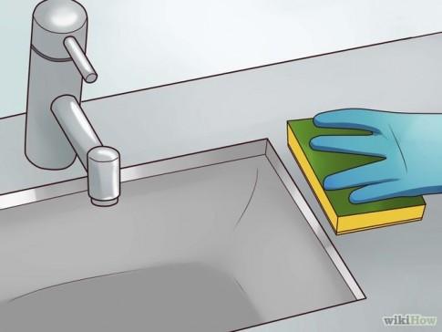 Dùng bột làm bánh thông cống, vệ sinh bồn cầu an toàn