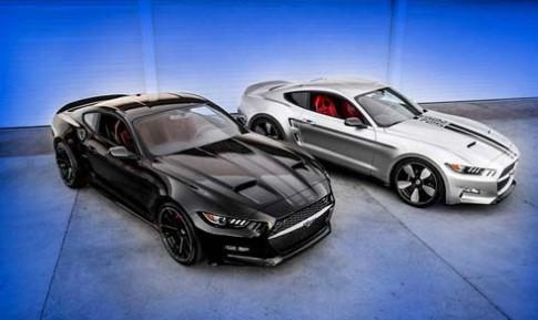 Ford Mustang Rocket 2016 nâng cấp lên 725 mã lực