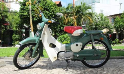 'Hang hiem' Honda Super Cub C100 tai Sai Gon
