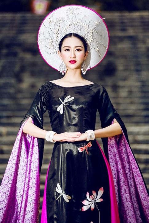 Hé lộ quốc phục của đại diện Việt ở HH Liên lục địa